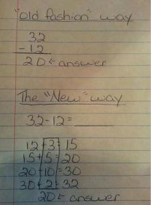 CCSS math debunk
